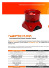 GFE - Model VALKYRIE CS IP65 - Conventional Wall Mount Sounder/ Beacon - Brochure