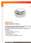 ZEOS AD - Analogue Addressable Fire Detectors