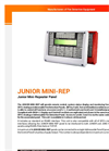 Junior Mini-Rep - Model V4 - Addressable Remote Control System Brochure