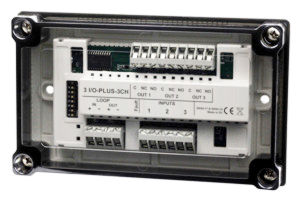 GFE - Model 3 I/O PLUS - Addressable Triple Input/Output Module
