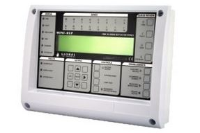 GFE - Model JUNIOR MINI-REP - Mini-Repeater Fire Alarm Panel
