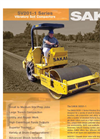 Sakai - Model SV201T-I - Soil Rollers - Brochure