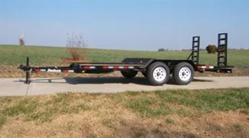 VBCBI - Model 5 Ton - Fender Equipment Trailer