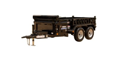 Model DT07 - Channel Frame Tandem Axle Dump Trailers