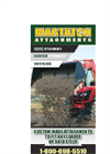 Martatch - Loader Attachments Brochure