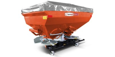 Agrozenit - Model 1500 lt - Fertilizer Spreader