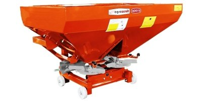 Agrozenit - Model 600 lt - Fertilizer Spreader
