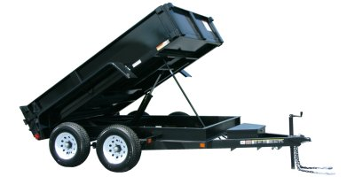 Model 5X10DUMPLP10K  9990 lb. GVWR - Low Profile Dump Trailers