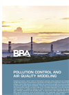 Pollution Control and Air Quality Modeling Brochure