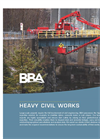 Heavy Civil Works Brochure