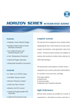 Model Horizon Series - Ozone Generators Brochure