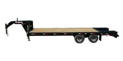 Gooseneck - Contractor Flatbed Trailers