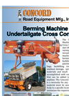 Cross Conveyor Spreaders Brochure