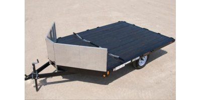 Snowmobile and ATV Trailers