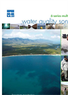 6-Series Multiparameter Water Quality Sondes Brochure