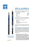 600XL V2-1 And 600XLM V2-1 Sonde Specifications