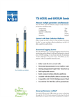 YSI 600XL and 600XLM Sonde Specifications