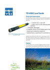 YSI 600LS Level Sonde Specifications