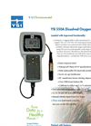 YSI 550A Dissolved Oxygen Instrument Specifications
