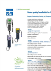 YSI Classic Water quality handhelds Specifications