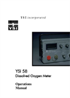58 Dissolved Oxygen Meter Operations Manual