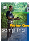 Water Quality Sampling for Field and Laboratory Brochure