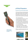 pH10A pH/Temperature Pen Specifications