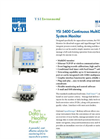 YSI 5400 Continuous MultiDO Monitor Specifications