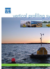YSI Vertical Profiling Systems Specification Sheet