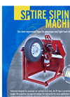 Tire Siping Machine-SP SERIES