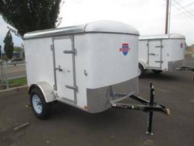 Model 5 X 8 - Carry-On Enclosed Cargo Trailer