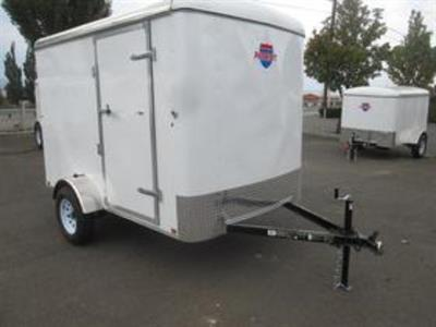 Model 6 X 10 - Carry-On Enclosed Cargo Trailer