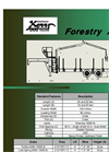 Kerrs - Log Trailer Specifications