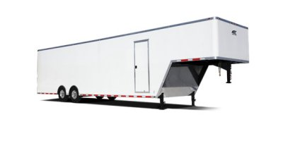 Gooseneck - Model CH100 Series - Enclosed Car Hauler Trailer
