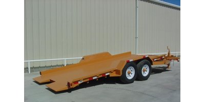 Imperial - Splitfloor Lowboys Trailer