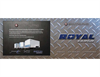 Royal - Model 6X12 - High End Trailer Brochure