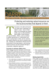 Damage Assessment, Remediation And Restoration Program (DARRP) Factsheet