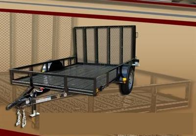 Lonestar - Single Axle Utility Trailer