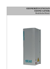 OZ-LC - Air-Cooled Ozone Generator Brochure