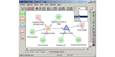 HydroCAD - Stormwater System Modeling Software