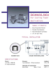 Solenoid Valves for Cooling Tower