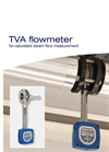Spirax Sarco - Target Variable Area (TVA) Flowmeter - Brochure