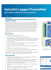 SatLink3 - Model SL3-1 - Logger/Transmitter Brochure
