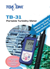 Model TB-31 - Portable Turbidity Meter - Brochure