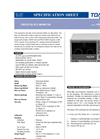 Model FPM-222 - Particulate Analyser Brochure