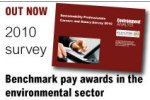 Sustainability Careers and Salary Survey 2010