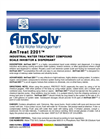 2201 Industrial Water Treatment Compound Scale Inhibitor & Dispersant Brochure