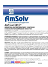 AmTreat - Model 3510 - Cooling Water Corrosion Inhibitor Brochure