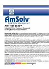 AmTreat - Model 3520 - Cooling Water Corrosion Inhibitor Brochure