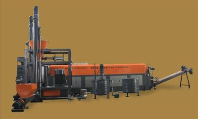 Rubber Reclaimed Machine